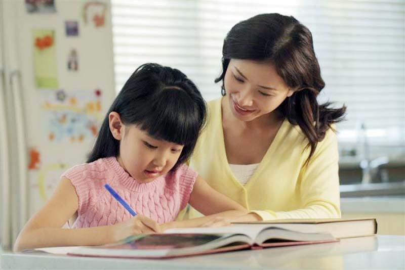 Rèn luyện cho trẻ tính tập trung và nhẫn nại trong việc học